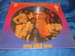<b>Jefferson Starship gold</b> LP Picture disc