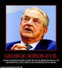 Both Media Matters and CAP are funded by George Soros! George Soros - Evil - George-Soros-Evil