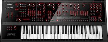 Купить <b>Roland JD</b>-<b>XA синтезатор</b>, 49 клавиш: цена в магазине ...