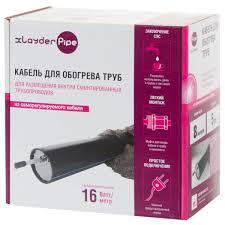 Комплект для обогрева xLayder <b>Pipe</b> EHL-16СТ-8 L в Москве ...