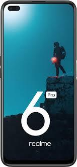 Мобильный <b>телефон Realme 6</b> Pro 8/128GB (синий)