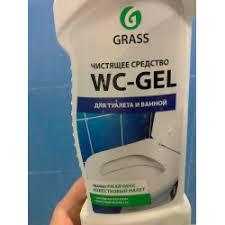 Отзывы о <b>Чистящее средство Grass WC</b>-GEL