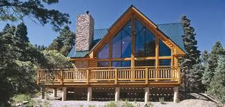 Taos Vista   Log Homes  Cabins and Log Home Floor Plans    Custom Log Home  Timber Frame  amp  Hybrid Home Floor Plans by Wisconsin Log Homes