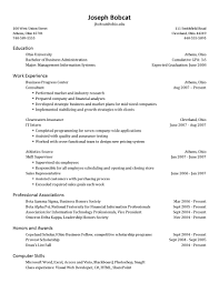 proper placement of and info on resume resume template example establishing credentials networking and placement resume sample