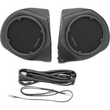 harley rear speakers motorcycle parts ebay 2001 Ultra Rear Speakers Wiring Harness hogtunes rear speaker pods 4405 0229 for harley davidson all with king tour pak Aftermarket Car Speakers
