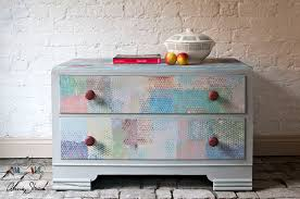 paul klee inspired drawers chalk paint furniture