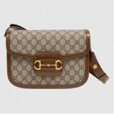Gucci Selena Gomez Gucci 1955 Horsebit bag <b>2019 HOT sale</b>
