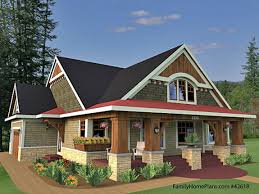 Bungalow Floor Plans   Bungalow Style Homes   Arts and Crafts    Bungalow floor plan from FamilyHomePlans com