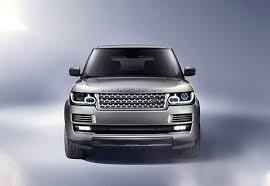 Land Rover представил новое поколение <b>Range Rover</b> - Ведомости