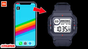 2020 <b>Xiaomi Amazfit Neo Smart</b> Watch. how to connect and ...