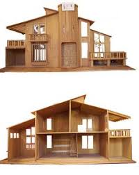 Doll house plans  Shop plans and Wooden dolls on Pinterestsimple doll house plans   Google Search