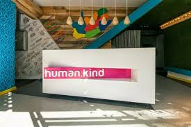 colorful office design of the human kind advertising agency in south africa ad agency office design