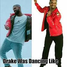 Drake's Hotline Bling video sparks social media frenzy over ... via Relatably.com