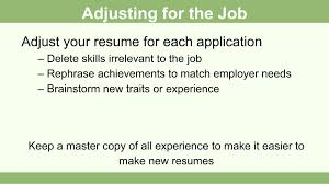 how to create a resume for a teenager   steps