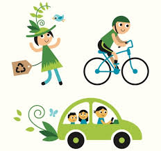 innovatively simple ways to save the environment environment friendly modes of transport