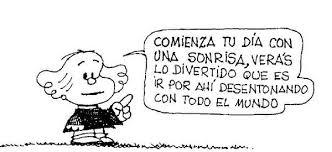 Resultado de imagen de Imagenes sobre el humor Mafalda