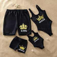 Family Matching <b>Swimwear Mother Daughter Swimsuit Mommy</b> And ...