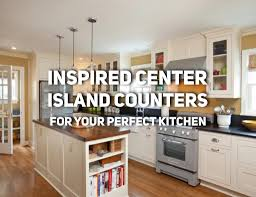 counters inspired room kitchen