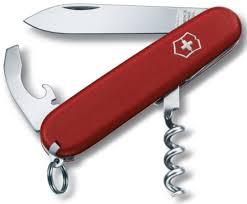Купить нож перочинный <b>Victorinox Waiter 0.3303</b> (Red) в Москве в ...
