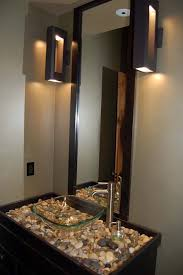 beautiful small bathroom decoration cream