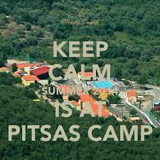 Αποτέλεσμα εικόνας για pitsas camp