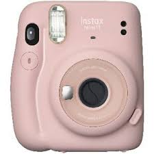 <b>Fuji Instax mini</b> 11 Instant Film Camera Blush <b>Pink</b> | Officeworks