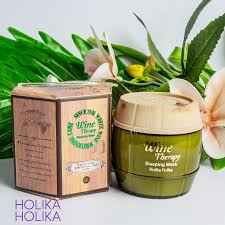 <b>Holika Holika Wine Therapy</b> Sleeping Mask Ночная обновляющая ...