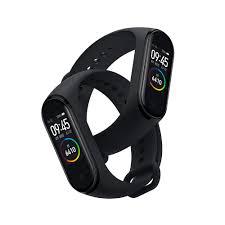 <b>Original</b> Xiaomi Mi band 4 AMOLED Color <b>Screen</b> Wristband ...