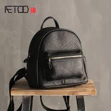 <b>AETOO New leather</b> shoulder <b>bag</b> female Korean version of the ...