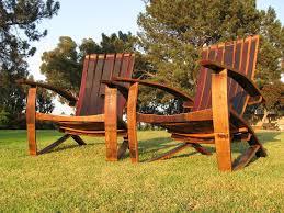 wine barrel outdoor furniture 2 wine barrel chairs barrel office barrel middot