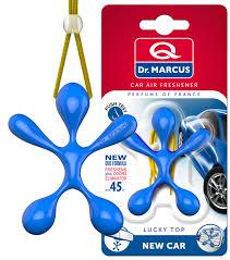 Освежитель воздуха <b>Dr</b>.<b>Marcus Lucky</b> Top New <b>Car</b> DM662 в ...