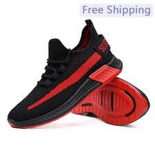 Buy New <b>men's</b> shoes fly woven breathable <b>mesh summer</b> Korean ...