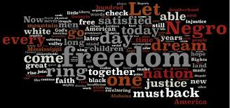 speech analysis i have a dream   martin luther king jr i have a dream   speech text   martin luther king jr