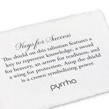 keys for success talisman necklace pyrrha keys for success pyrrha