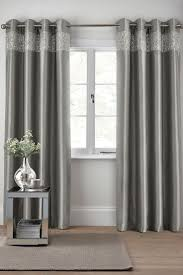 Silver Curtains For Bedroom 17 Best Images About Curtains On Pinterest Window Treatments