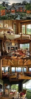 cabin decor lodge sled: mountain air family lodge style estate