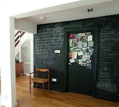 for your studio design walls from the style files chalkboard paint office
