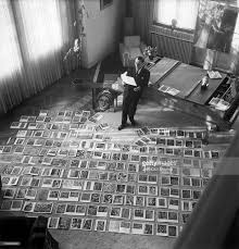 Andre Malraux and his Imaginary Museum Photos and Images Getty. writer Andre Malraux poses in his house of Boulogne near Paris working at his book Le