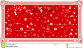 doc 585430 christmas gift certificate template word christmas christmas letter templates christmas certificates templates christmas gift certificate template word