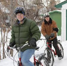 <b>Winter Cycling</b> 101: It's easier and <b>warmer</b> than you think | Blog ...