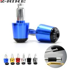 <b>7/8</b>'' <b>22mm CNC Aluminum</b> motorcycle handlebar hand handle bar ...