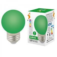 <b>Лампа</b> декоративная светодиодная <b>Volpe</b> (ul-00005648) <b>e27 1w</b> ...