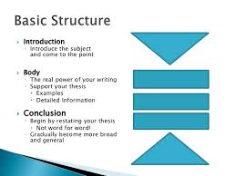 essay conclusion structure  imperialdesignstudio research paper structure introduction