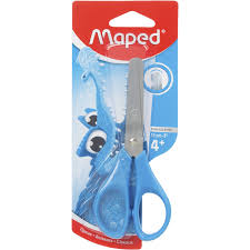 <b>Ножницы детские MAPED</b> ESSENTIALS 13 см, ручки ...