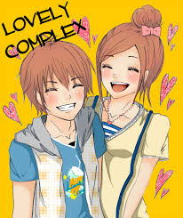 Lovely Complex - Lovely Complex 2007 Poster