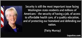 Patty Murray Quotes. QuotesGram via Relatably.com