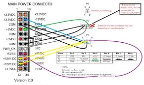 solved hp compaq elite power supply upgarde page hp wiring diagram for hp computers jpg
