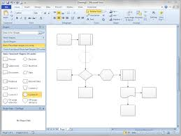 best photos of visio process flow chart template   visio process    visio flowchart shapes