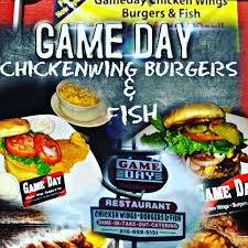 Game Day Chicken Wings and Fish - Home - Kansas City, Missouri ...