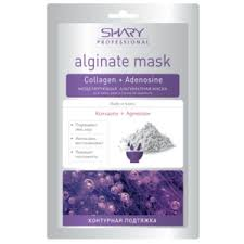 <b>Альгинатная маска</b> Shary Collagen + Adenosine <b>Моделирующая</b> ...